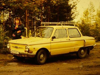 Золотой мустанг.1990 год